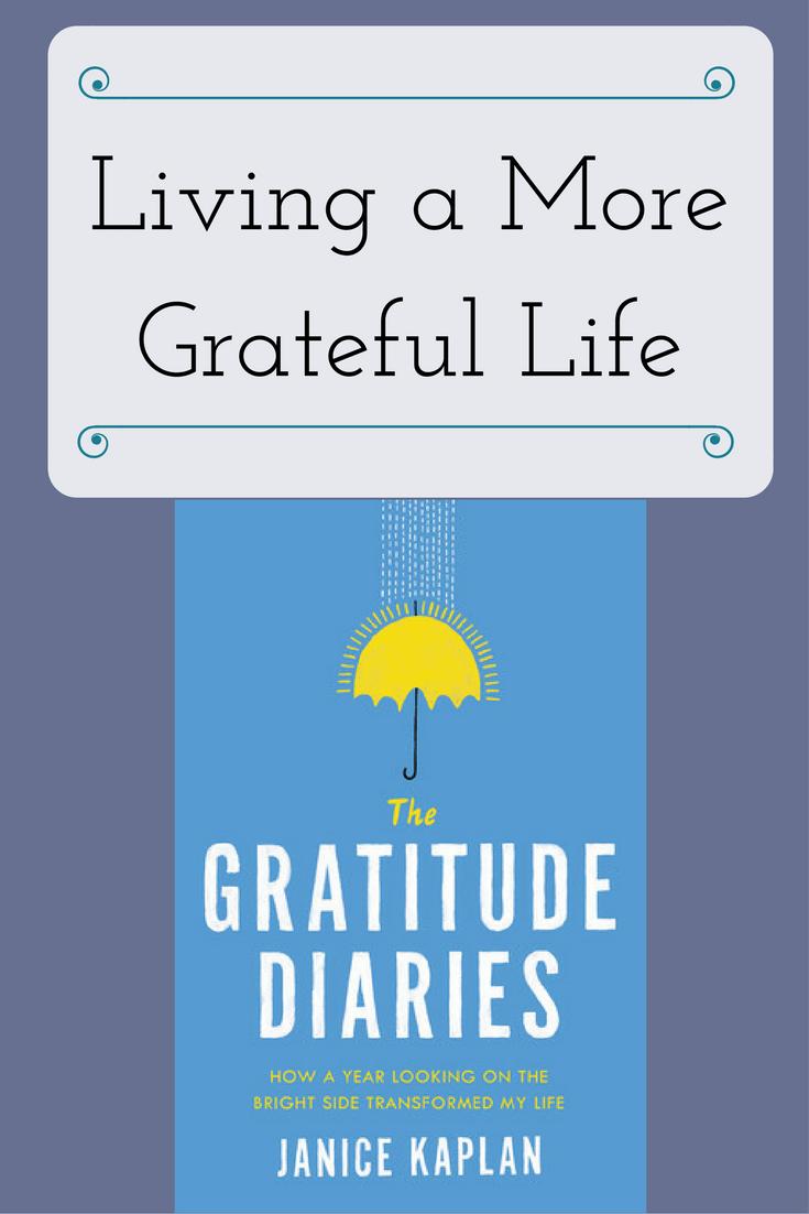 Living a More Grateful Life