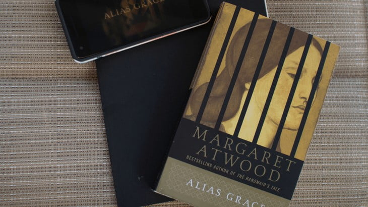 Alias Grace: Book and Netflix Series Review