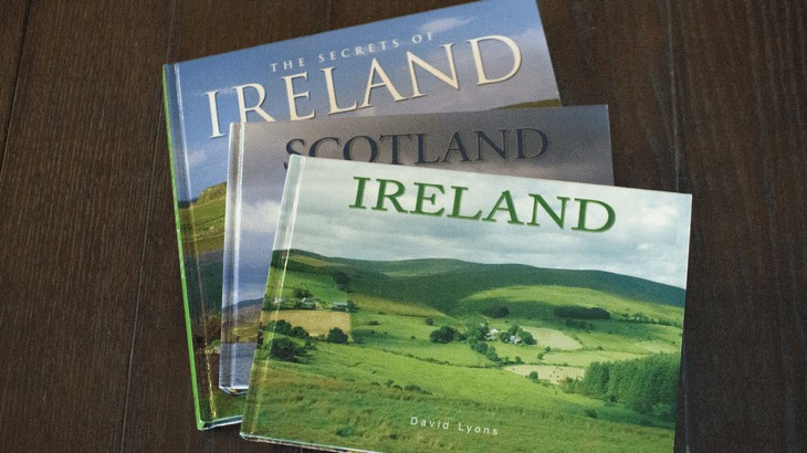 How to Plan a Trip Using Coffee Table Books
