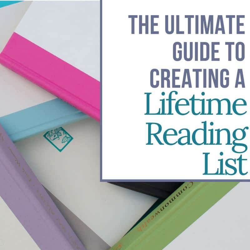The ultimate guide to creating a lifetime reading list to prioritize the list of books to read before you die. | MindJoggle.com