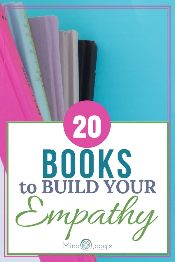 20 Books to Build Your Empathy