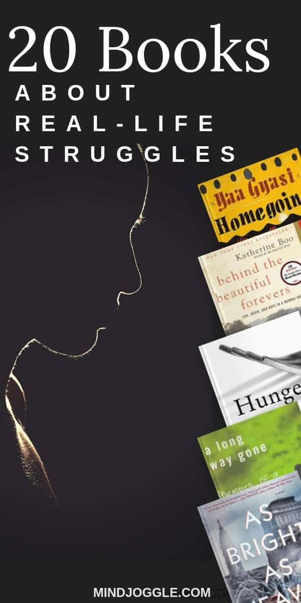 20 Books About Real-Life Struggles