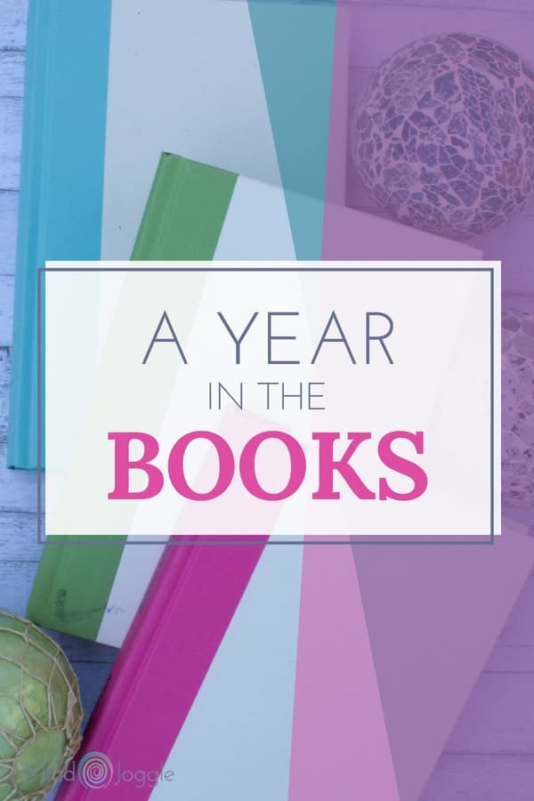 A Year in the Books | MindJoggle.com