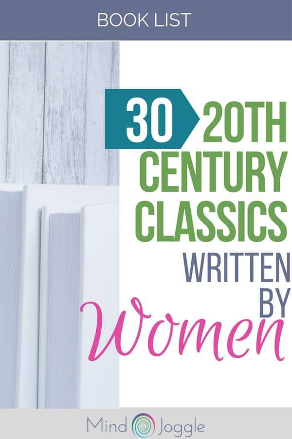 30 Twentieth Century Classic Books by Women for Your Reading Bucket List | MindJoggle.com