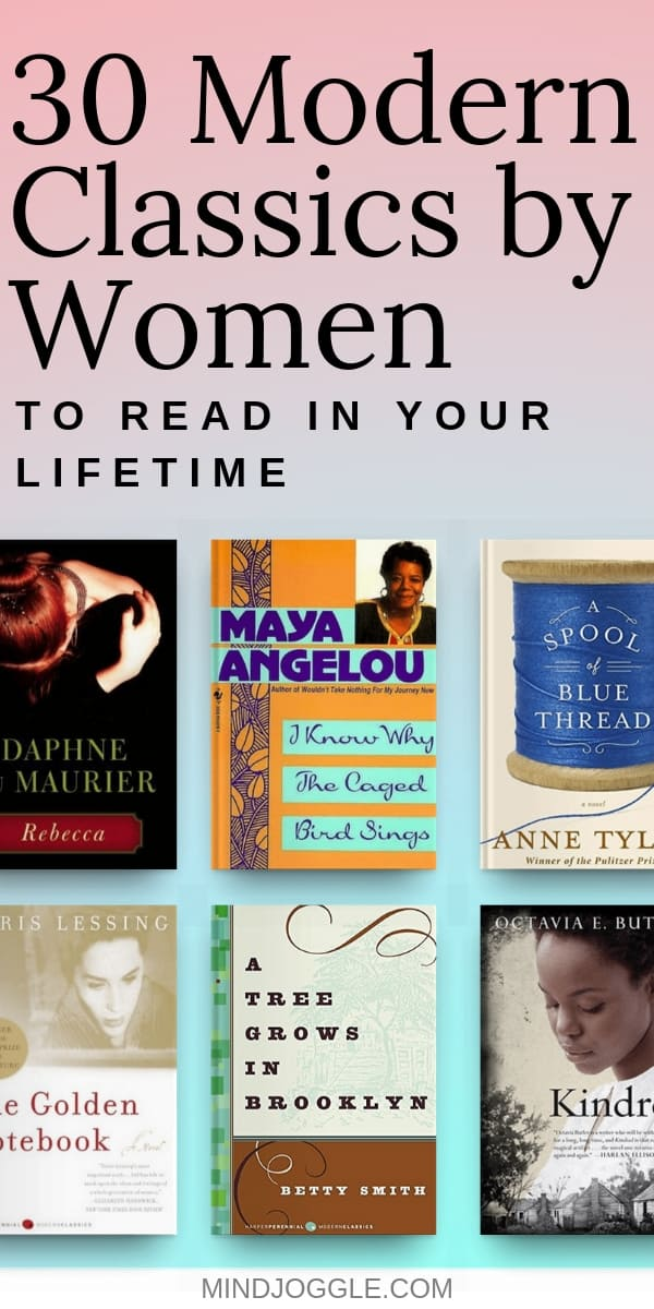 30 Modern Classic Books by Women to Read in Your Lifetime