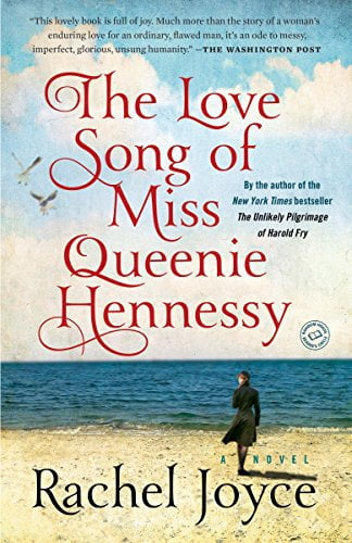 The Love Song of Miss Queenie Hennessy: A Novel, a book about a woman facing her own death and issues related to end of life.