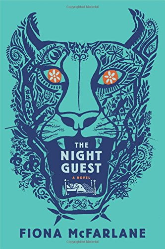 The Night Guest: A Novel, a book about an elderly widow and issues related to loneliness and isolation.