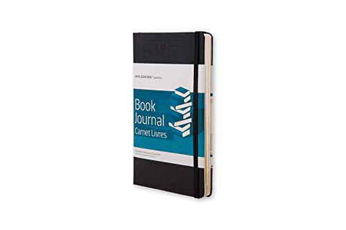Moleskine Passion Journal – Book, Large, Hard Cover (5 x 8.25)