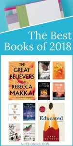Books worth reading, including The Great Believers, Us Against You, and Where the Crawdads Sing, plus modern classics, young adult, and nonfiction.