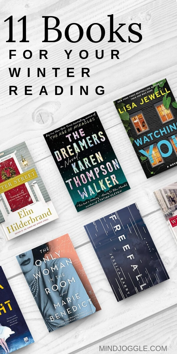 11 Books for Your Winter Reading
