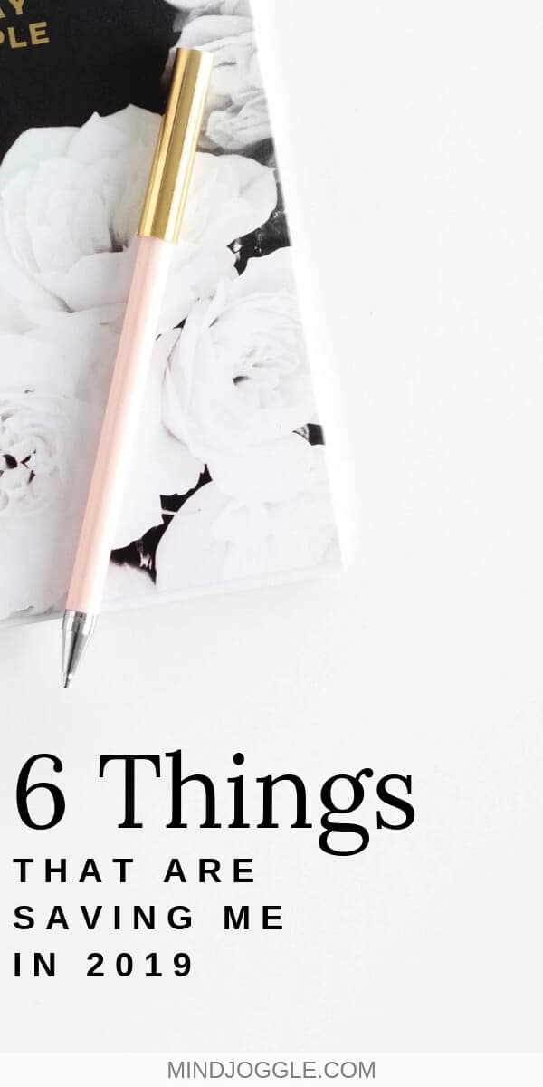 6 Things that are Saving Me in 2019. The things that are making winter easier and life more pleasant.