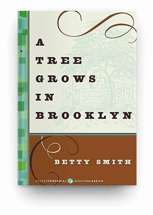 A Tree Grows in Brooklyn, a classic long book that will help you start a reading habit.