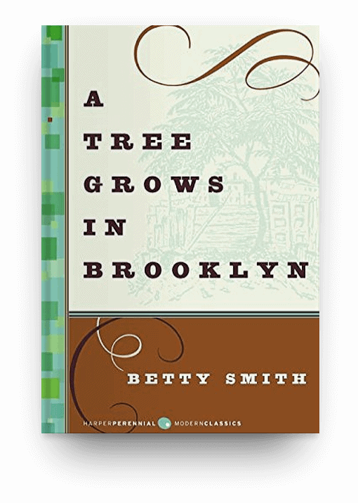 A Tree Grows in Brooklyn, a classic book about a reader