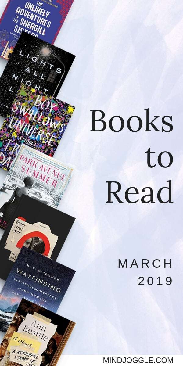 Books to Read in March 2019