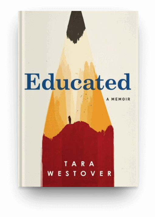 Educated by Tara Westover, a highly readable memoir that will keep you reading and make you want to read more books.