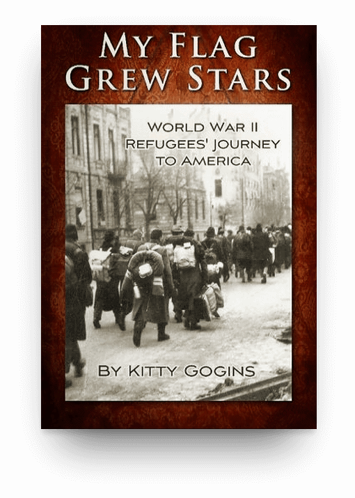 My Flag Grew Stars by Kitty Gogins