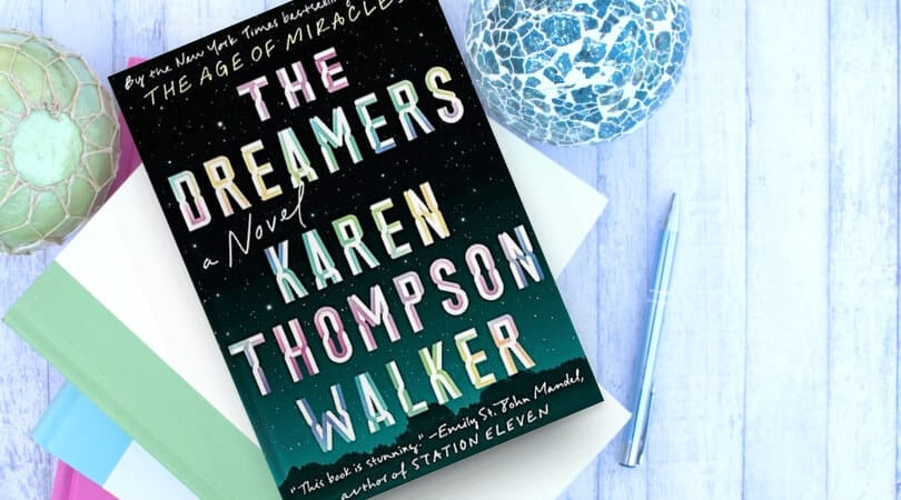 The Dreamers is a new book that might help you get back into reading.