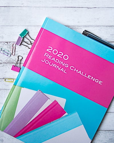 2020 Reading Challenge Journal