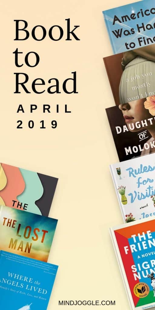 Books to Read in April 2019