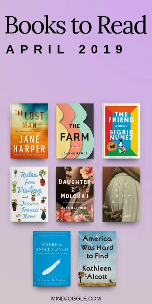 Books to Read: April 2019