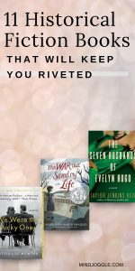 11 Historical Fiction Books that Will Keep You Riveted