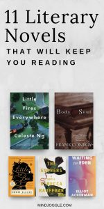 11 Literary Novels that Will Keep You Reading