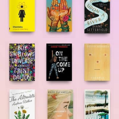 March 2019 book reviews, including Chemistry, Amal Unbound, Once Upon a River, Boy Swallows Universe, On the Come Up, Calypso, The Altruists, Louisiana's Way Home, and Tomorrow There Will Be Sun.