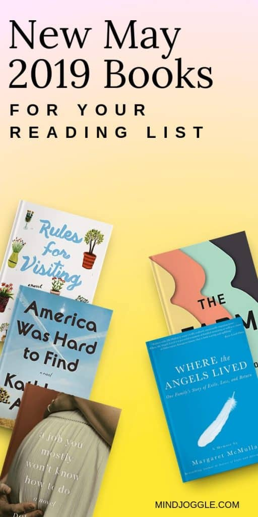New May 2019 Books for Your Reading List