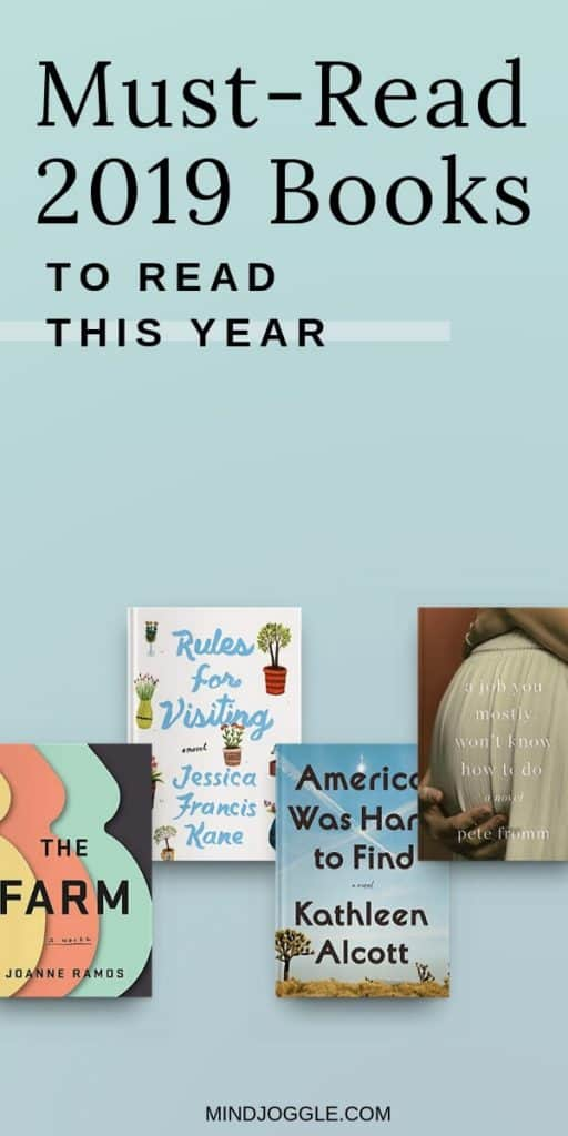 Must-Read 2019 Books to Read this Year