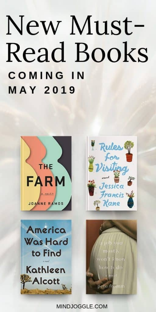 New Must-Read Books Coming in May 2019
