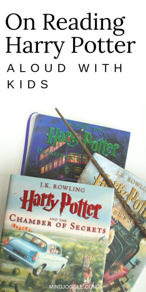 On Reading Harry Potter Aloud with Kids