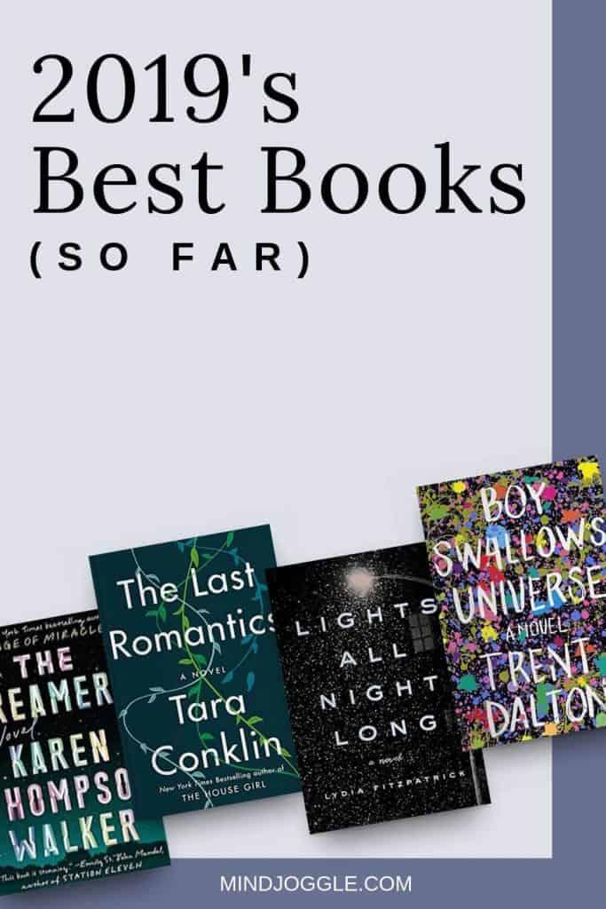 2019's Best Books (So Far)