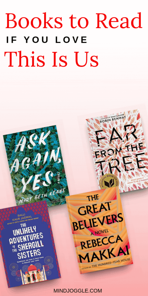 Books to Read if You Love This Is Us