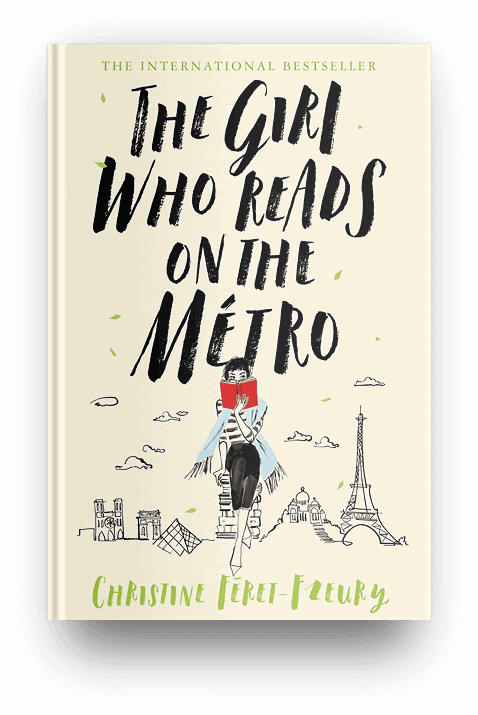 The Girl Who Reads on the Métro: A Novel