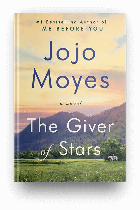 The Giver of Stars by Jojo Moyes, a unique book about a library