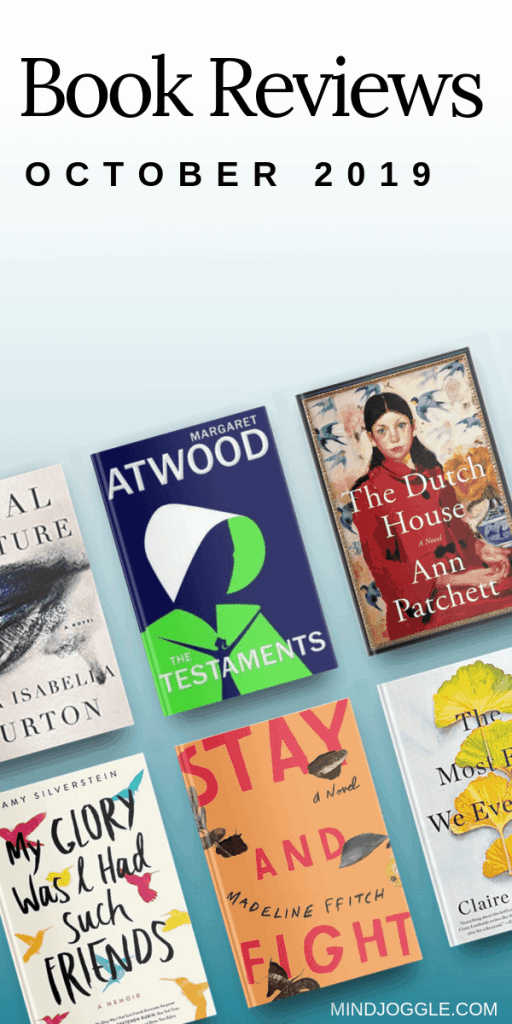 Book Reviews October 2019