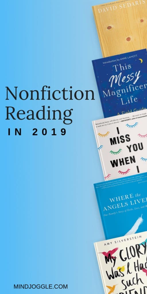 Nonfiction Reading in 2019