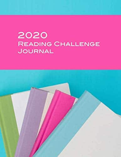 2020 Reading Challenge Journal: Create a Challenge, Track Your Books, and Meet Your Reading Goals