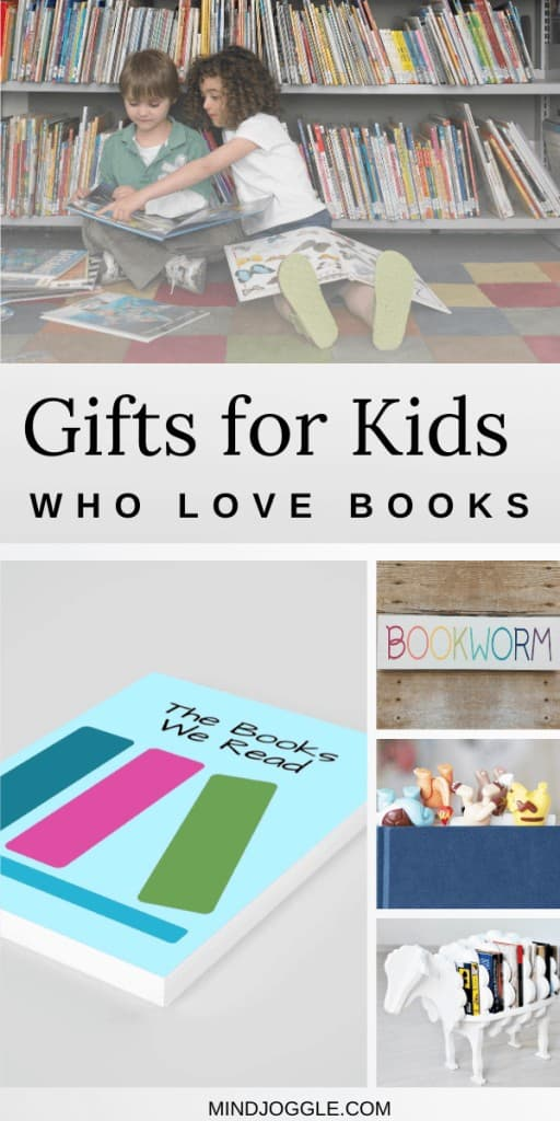 Gifts for Kids Who Love Books