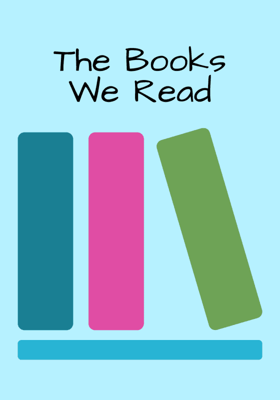 The Books We Read: A Parent/Child Reading Journal