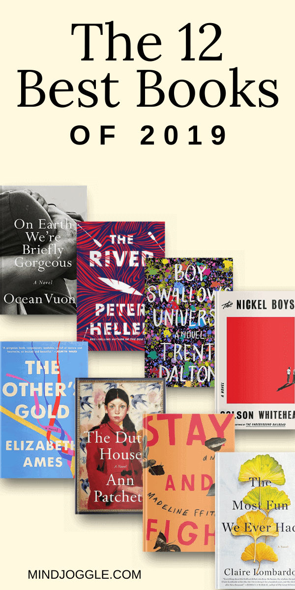 The 12 Best Books of 2019