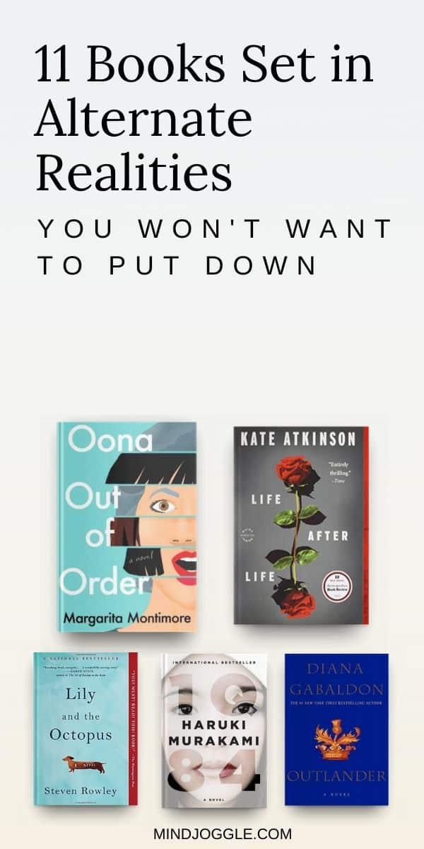 11 Books Set in Alternate Realities You Don't Want to Miss