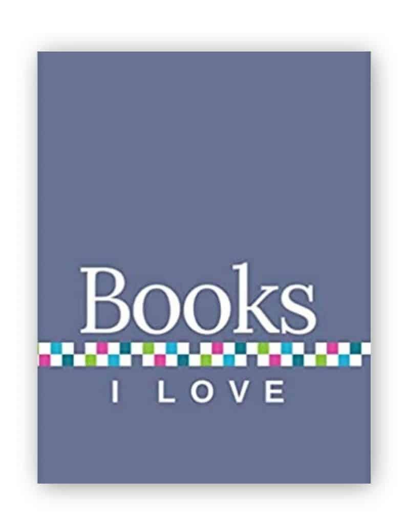 Books I Love - Gray