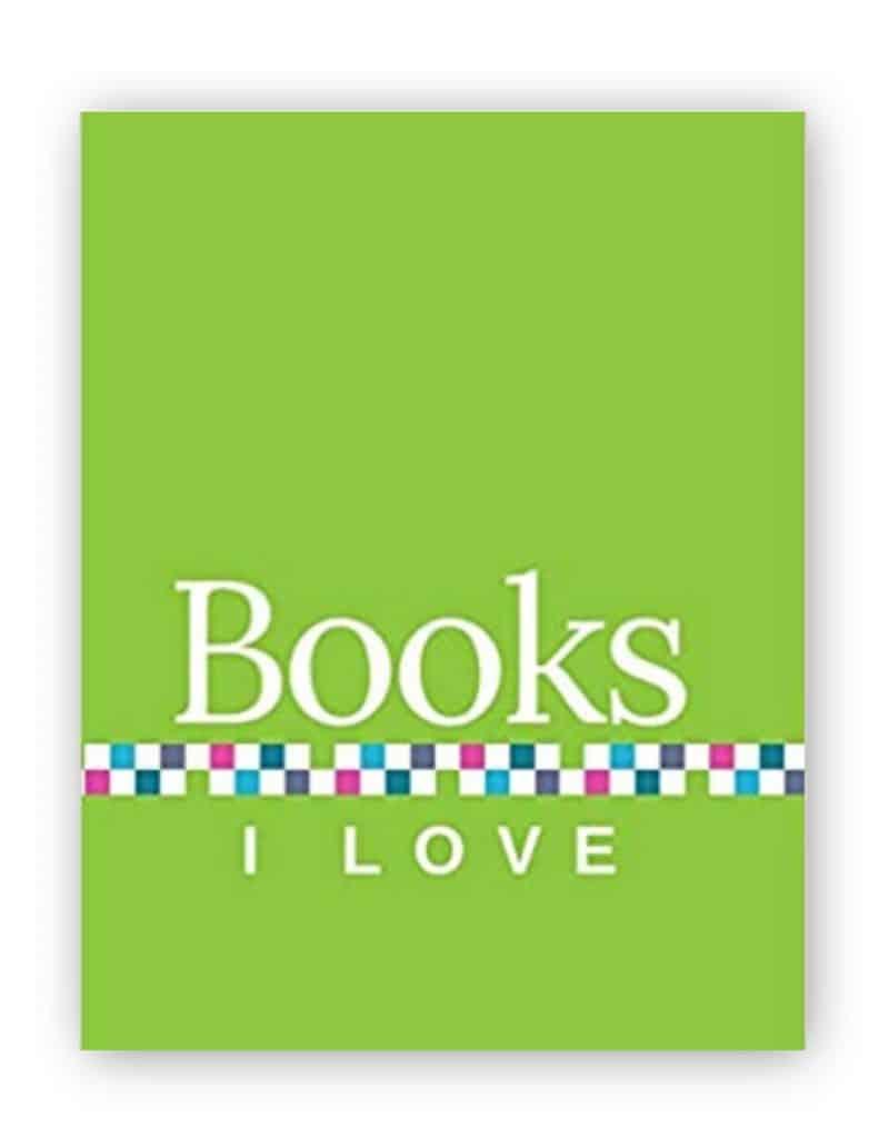 Books I Love - Green