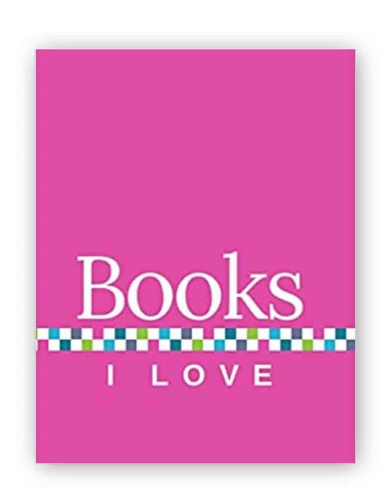 Books I Love - Pink