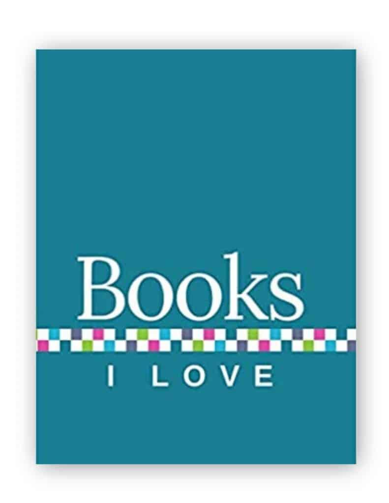 Books I Love - Teal