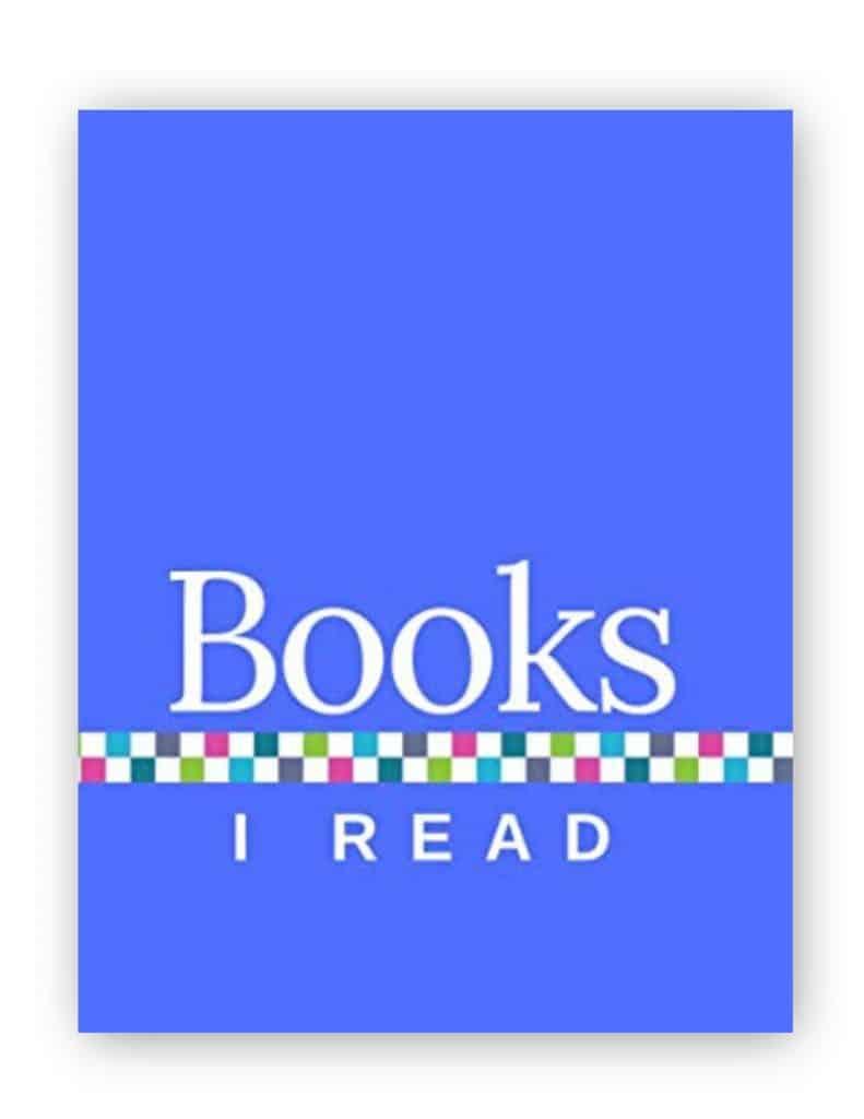 Books I Read - Blue