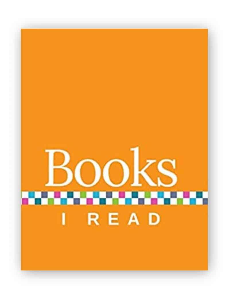 Books I Read - Orange