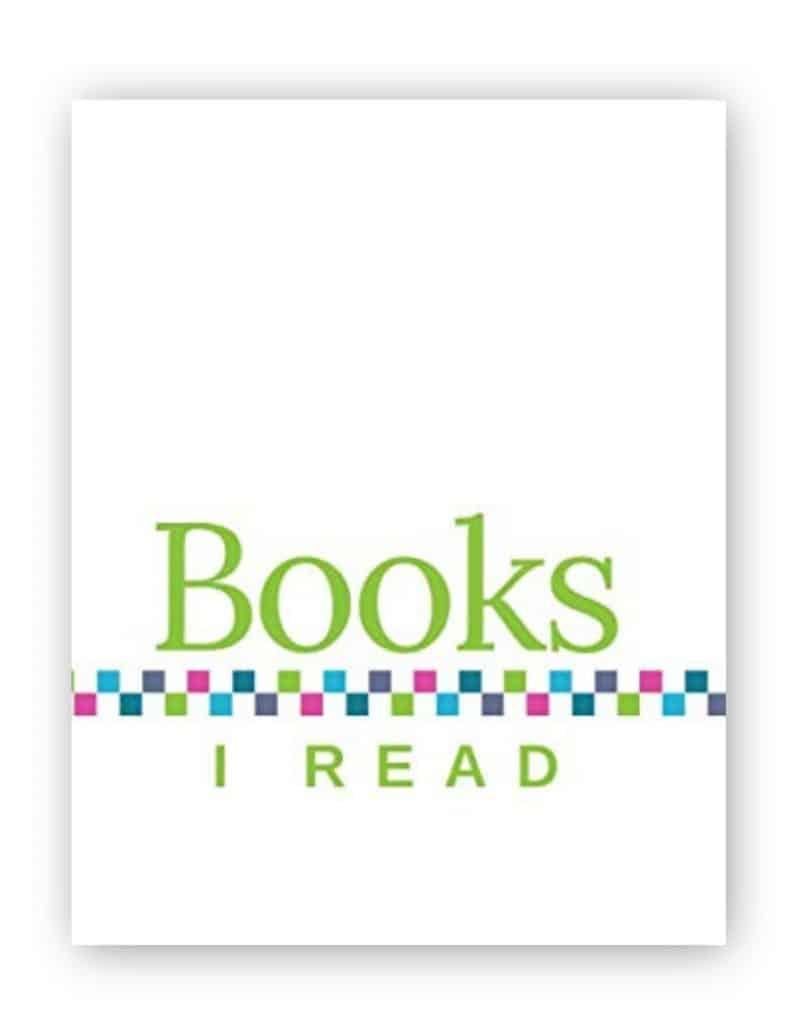 Books I Read - White
