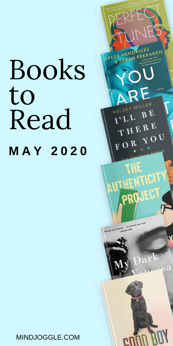 Books to Read in May 2020